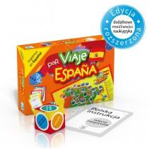Viaje por España - gra językowa z polską instrukcją i suplementem - 9788853604668