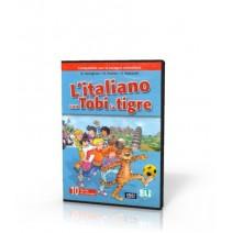 Grandi amici - L'italiano con Tobi la tigre DVD video - 9788853603371
