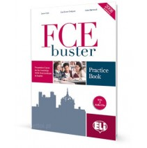 FCE Buster - Practice Book + 2 Audio CDs + Answer Key - 9788853604545