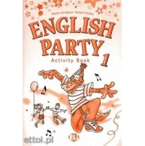 English Party 1 Activity Book - 9788853601018