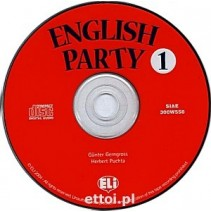 English Party 1 CD audio - 9788853609250