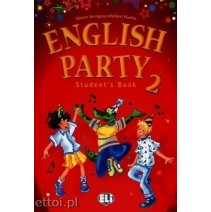 English Party 2 Student's Book - 9788853600981
