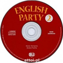 English Party 2 CD audio - 9788853609267