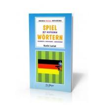 Spiel Mit Deutschen Wörtern -Grammatik Wortschatz Landeskunde 2 - 9788846818270