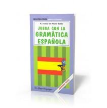 Juega con la gramática española - segundo nivel - 9788846818423