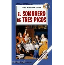 El Sombrero de Tres Picos + CD audio - 9788846823731