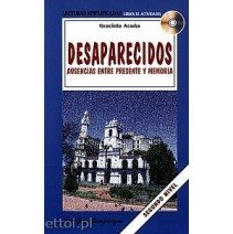 Desaparecidos + CD audio - 9788846826770