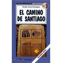 El Camino de Santiago+ CD audio - 9788846825377