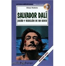 Salvador Dalí + CD audio - 9788846825384