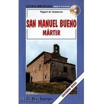 San Manuel Bueno Mártir + CD audio - 9788846825360