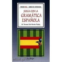 Juega con la gramática española - tercer nivel - 9788846818461