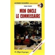 Mon oncle le commissaire + CD audio - 9788846826657