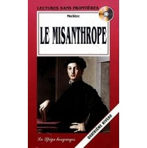 Le Misanthrope + CD audio - 9788846826671
