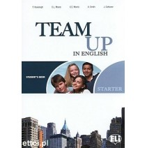 Team Up in English Starter Student's book (0-3-level version) - 9788853603920