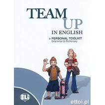 Team Up in English Personal Toolkit (for the 3 levels + Starter) - 9788853603678