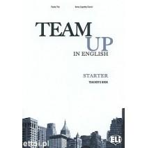 Team Up in English Starter Teacher's book (0-3-level version) - 788853604002