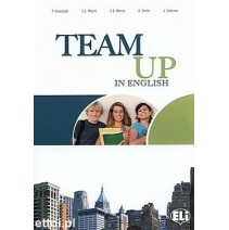 Team Up in English 1 Teacher's book (0-3-level version) - 9788853604019