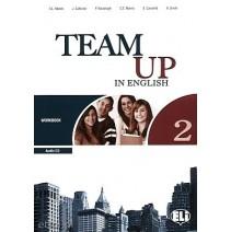 Team Up in English 2 Workbook+CD (0-3-level version) - 9788853603982