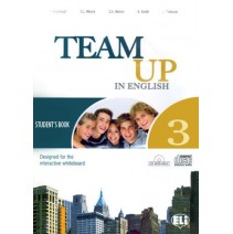 Team Up in English 3 Student's book + Reader (0-3-level version) - 9788853603951