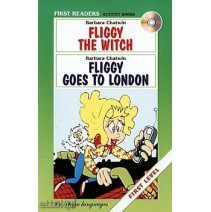 Fliggy the Witch / Fliggy goes to London + CD audio - 9788871008127