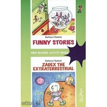 Funny stories / Zadex the extraterrestrial + CD audio - 9788846810533
