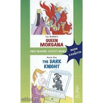 Queen Morgana / The Dark Knight + CD audio - 9788846815712