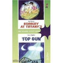 Robbery at Tiffany's / Top Gun + CD audio - 9788846812056