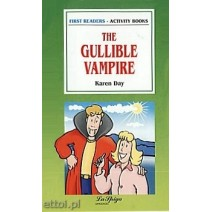 The Gullible Vampire + CD audio - 9788871009230