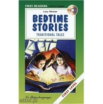 Bedtime stories - traditional tales + CD audio - 9788846827043
