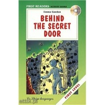 Behind the secret door + CD audio - 9788846822284