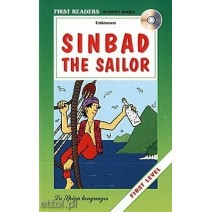 Sindbad the Sailor + CD audio - 9788846826527