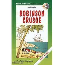 Robinson Crusoe + CD audio - 9788846827036