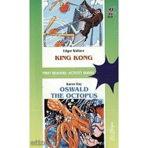 King Kong / Oswald the Octopus + CD audio - 9788871008141