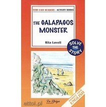 The Galapagos Monster - 9788846815736