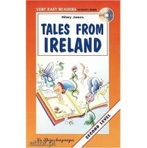Tales from Ireland + CD audio - 9788846817792