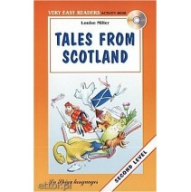 Tales from Scotland + CD audio - 9788846822314