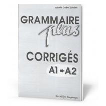 Grammaire Plus A1 - A2 corrigés - 9788846822871