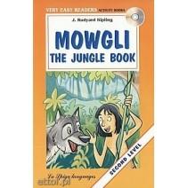 Mowgli The Jungle Book + CD audio - 9788846825186