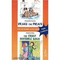 Drake the Pirate / The Truly Invisible Man + CD audio - 9788846815774