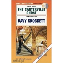 The Canterville Ghost / Davy Crockett + CD audio - 9788871008189
