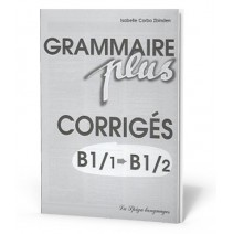 Grammaire Plus B1/1, B1/2 corrigés - 9788846823823