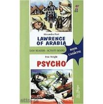 Lawrence of Arabia / Psycho + CD audio - 9788846812131