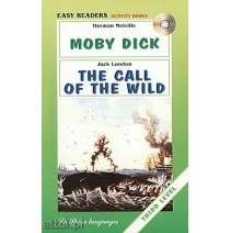 Moby Dick / The Call of the Wild + CD audio - 9788871009513