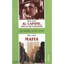 Al Capone King of the Gangsters / Mafia + CD audio - 9788871008271