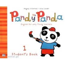 Pandy the Panda 1 Student's Book + Song CD - 9788853605795