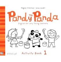 Pandy the Panda 1 Activity Book - 9788853605825