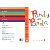Pandy the Panda 1 Flashcards - 9788853605887