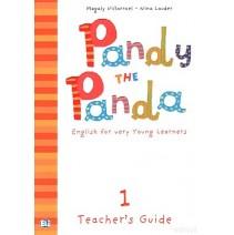 Pandy the Panda 1 Teacher's Guide + CD audio - 9788853605856
