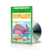 Pinocchio + CD audio - 9788846827326