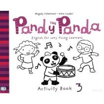 Pandy the Panda 3 Activity Book - 9788853605849